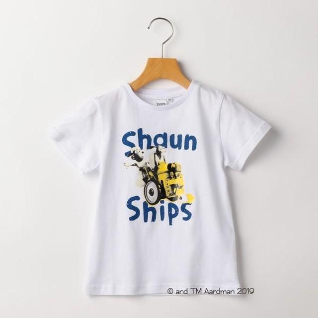 [マルイ]【セール】SHIPS KIDS:【ひつじのショーン】<MAYHEM IN THE MEADOW!>Tシャツ(1/シップス キッズ(SHIPS KIDS)