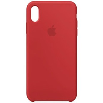 iPhone XS Max シリコーンケース (PRODUCT)RED MRWH2FEA