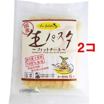 国産生パスタ フィットチーネ (200g(100g2食入)2コセット)