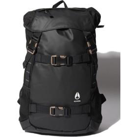 【40%OFF】 ニクソン Small Landlock Backpack II ユニセックス ALLBLACK F 【NIXON】 【タイムセール開催中】