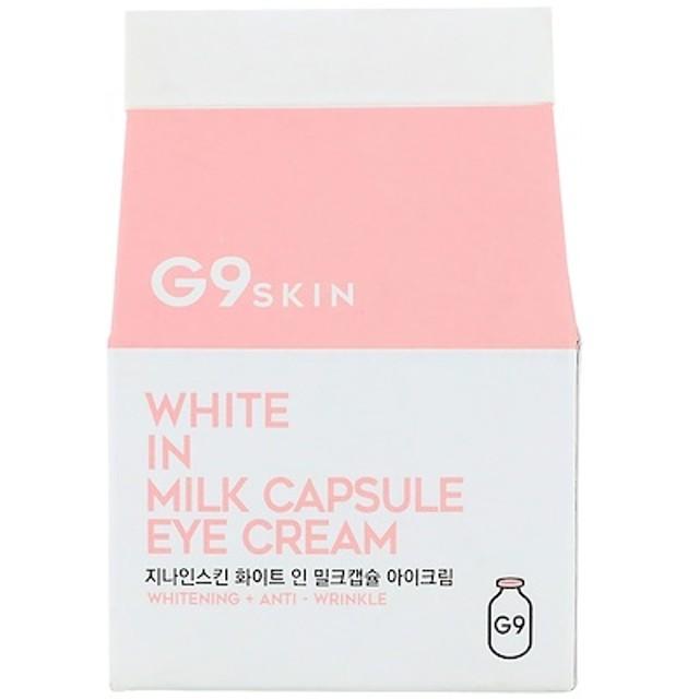 ホワイトインミルク、カプセルアイクリーム、30 g