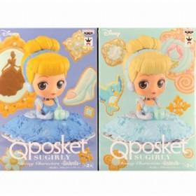 Q posket SUGIRLY Disney Characters -Cinderella- 全2種セット 在庫品