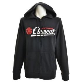 エレメント SIGNATURE ジップジャケット AH022025 FBK (Men's)