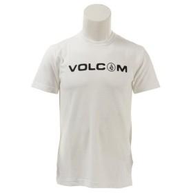 ボルコム(Volcom) ロゴ 半袖Tシャツ 18A50118JF WHT (Men's)