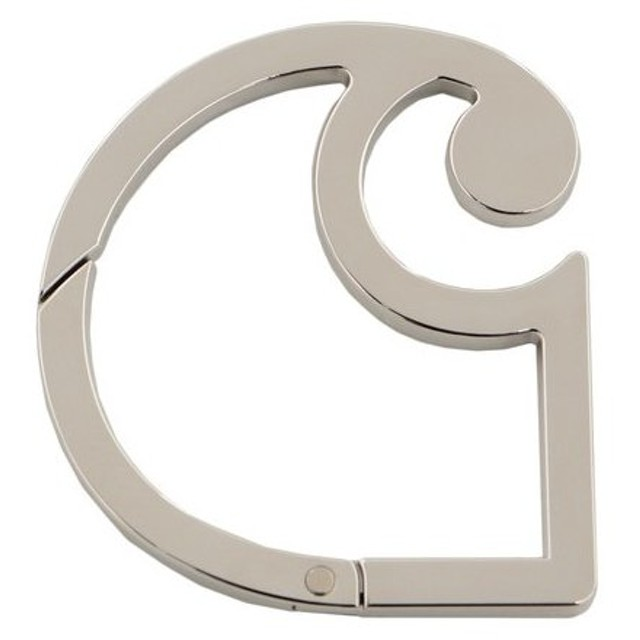 カーハート(CARHARTT) Cロゴ カラビナ I026762950019S (Men's)