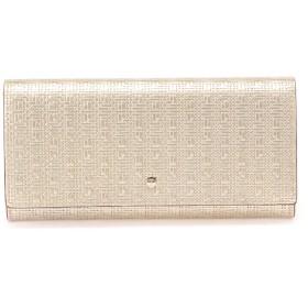 TOPKAPI RITOMO[リトモ]メッシュ柄型押し・長財布 財布,シャンパン