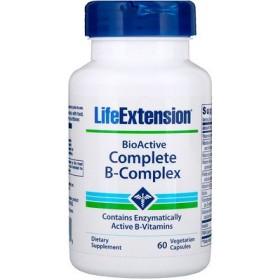 バイオアクティブコンプリート Bコンプレックス, ベジタブルカプセル60錠