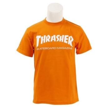 THRASHER MAG ロゴ半袖Tシャツ TH8101OG-HL (Men's)