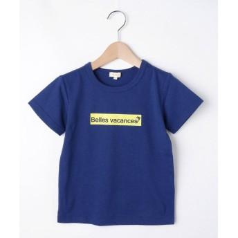 HusHusH(Kids)(ハッシュアッシュ(キッズ)) 【120-160cm】吸水速乾/メッセージTシャツ