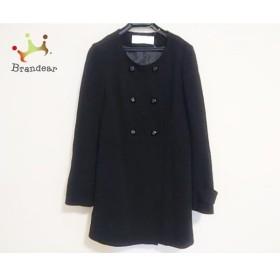 ブラックバイマウジー BLACK by moussy コート サイズ2 M レディース 黒 春・秋物 新着 20190521
