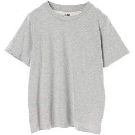 【6,000円(税込)以上のお買物で全国送料無料。】・クルーネックTシャツ