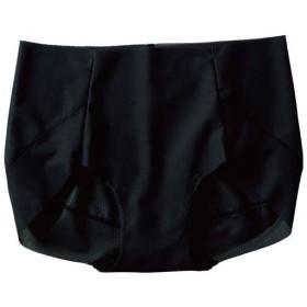 【レディース】 軽やかメッシュ素材のショーツ(接触冷感・吸汗速乾) ■カラー:ブラック ■サイズ:L,LL,3L,M