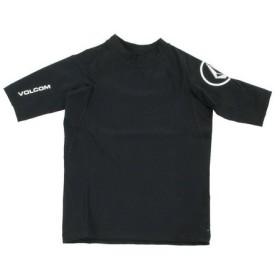 ボルコム(Volcom) Lido Solid 半袖Tシャツ Littl 18Y9111800 BLK (Jr)