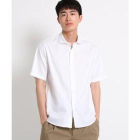 DRESSTERIOR / ドレステリア 半袖ピンオックスシャツ