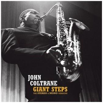 John Coltrane Giant Steps: The Stereo & Mono Versions CD