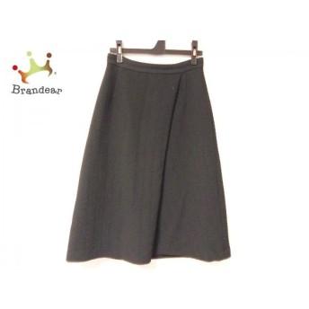 ルシェルブルー LE CIEL BLEU ロングスカート サイズ38 M レディース ダークネイビー スペシャル特価 20190825