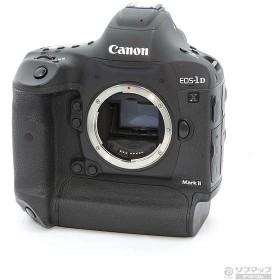 〔中古〕キヤノン(Canon) EOS-1D X Mark II (2020万画素)
