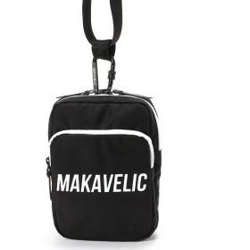 [マルイ] 【MAKAVELIC/マキャベリック】CROSS-TIE POUCH BAG AGILE/アドポーション(ADOPOSION)