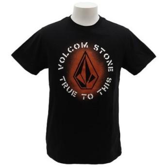 ボルコム(Volcom) Apac Stone-Age 半袖Tシャツ 19AF3219G1 BLK (Men's)