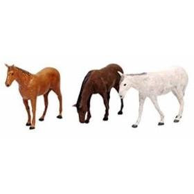 ジオコレ 情景コレクション ザ・動物103 馬 ジオラマ用品[267027]