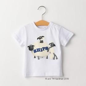 [マルイ]【セール】SHIPS KIDS:【ひつじのショーン】<MAYHEM IN THE MEADOW!>Tシャツ(8/シップス キッズ(SHIPS KIDS)