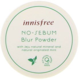 No-Sebum Blur Powder