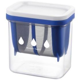 水切りヨーグルトができる容器 カラー