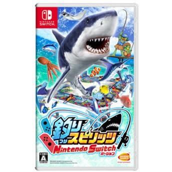 任天堂釣りスピリッツ Nintendo Switchバージョン【Switch】HACPAS4HA