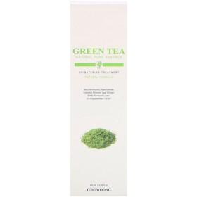 Green Tea Natural Pure Essence, Brightening Treatment, 2.02 fl oz (60 ml)