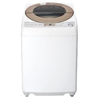 ES-GV10D-T 全自動洗濯機 ブラウン系
