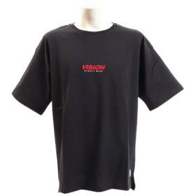 VISION バックスプラッシュTシャツ 9523116-01BLK (Men's)