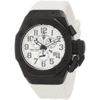 【当店1年保証】スイスレジェンドSwiss Legend Men's 10541-BB-02-WHT Trimix Diver Chronograph Wh