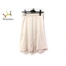 フランコフェラーロ FRANCO FERRARO スカート サイズ3 L レディース 美品 ベージュ チュール   スペシャル特価 20190813