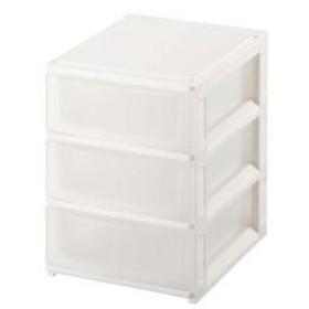 10%OFFクーポン対象商品 収納ケース ポスデコ A5サイズ 浅型3段 カラーボックス用 2個セット クーポンコード:KZUZN2T