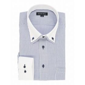 [マルイ]【セール】【大きいサイズ】グランバック/GRAND-BACK 形態安定2枚衿ドゥエボタンダウン長袖シャツ/グランバック(GRAND-BACK)