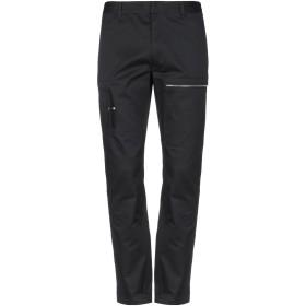 《期間限定 セール開催中》VALENTINO メンズ パンツ ブラック 46 コットン 100%