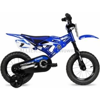 """BMX トレーニングホイールとミニペダルを使った初心者に最適な12 """"チャイルドBMXバイク  12"""" Child's BMX B"""