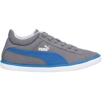 《期間限定セール開催中!》PUMA メンズ スニーカー&テニスシューズ(ローカット) 鉛色 4 紡績繊維