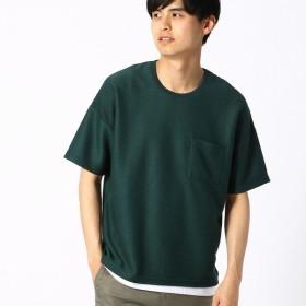 [マルイ] 【セットアイテム】 Tシャツ×タンクトップセット/コムサイズムメンズ(COMME CA ISM)