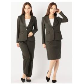 MEW'S REFINED CLOTHES(ミューズ)ストレッチストライプスーツ《入学式/卒業式/フォーマル/セレモニー》