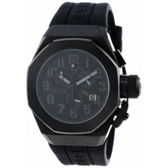 【当店1年保証】スイスレジェンドSwiss Legend Men's 10542-BB-01-GRYA Trimix Diver Chronograph B