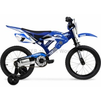 """BMX 新しい16 """"モトヤマハバイク男の子BMXブルースチールフレームキッズモトクロススタイルの子供  NEW 16"""" Moto"""