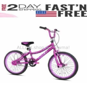 BMX 女の子自転車自転車20インチのBMX 10代のトリックパープルバイク子供青少年新しい  Girls Bikes Bicyc