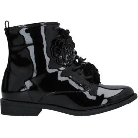《セール開催中》MARIA MARE レディース ショートブーツ ブラック 36 紡績繊維