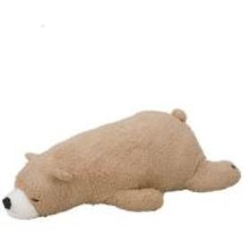 抱き枕 ぬいぐるみ 動物 ねむねむアニマルズ ボアタイプ クッキー Mサイズ 【5%OFFクーポン利用可能】【コード:CP34TSW】