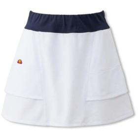 784ebc3ecfe151 エレッセ Ellesse テニスウェア レディース クールドットスカート ...