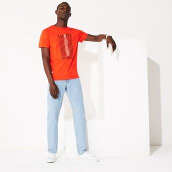 『ROLAND GARROS』 ボールグラフィック&ネームプリントTシャツ