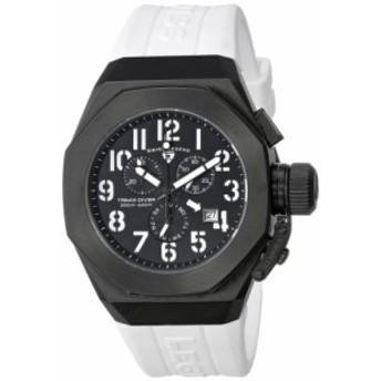 【当店1年保証】スイスレジェンドSwiss Legend Men's 10542-BB-01-WA Trimix Diver Chronograph Bla