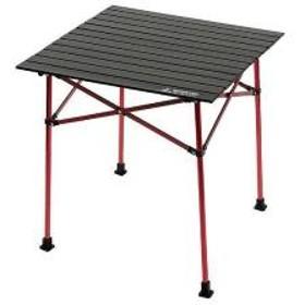 折りたたみテーブル キャンプ用品 アルミツーウェイロールテーブル スリム収納