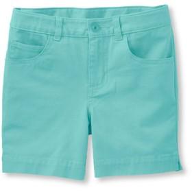 ガールズ・ストレッチ・ツイル・ショーツ/Girls' Stretch Twill Shorts